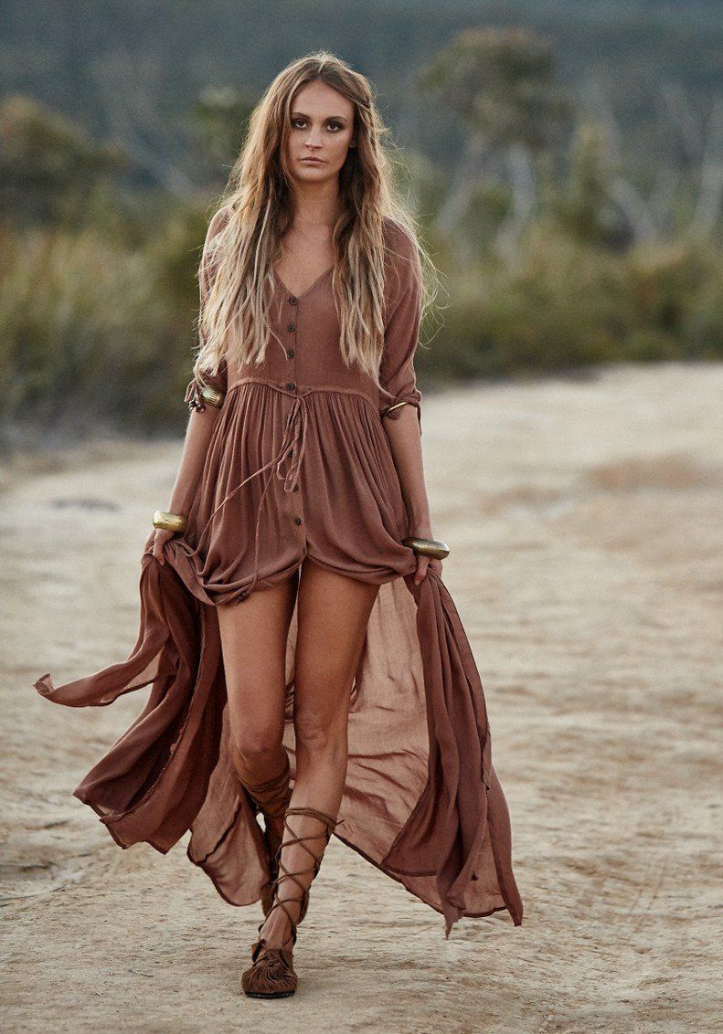 Bohemian Fashion Style Meaning