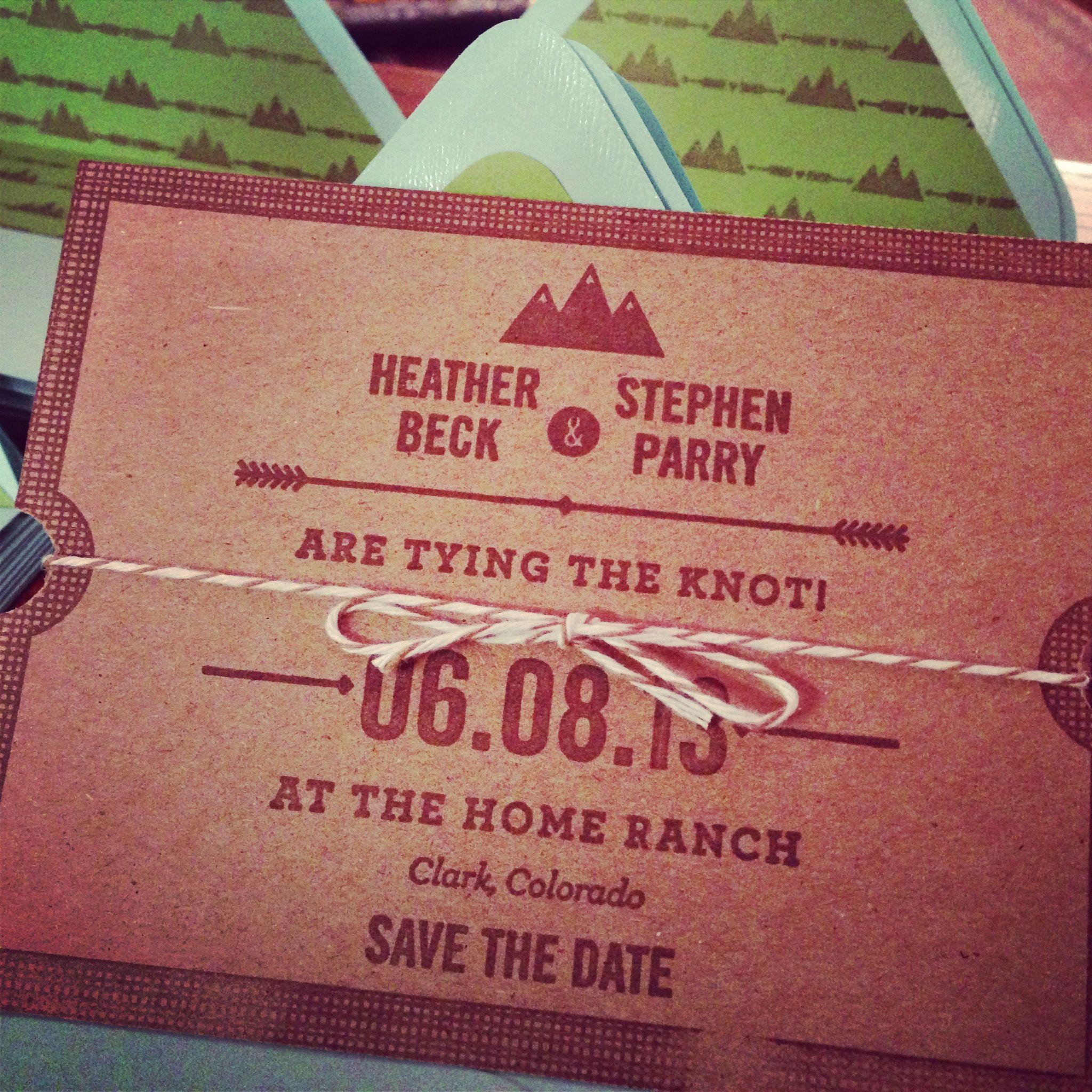 Sneak peek of Heather and Stephen\'s Modern + Rustic Mountain Getaway ...