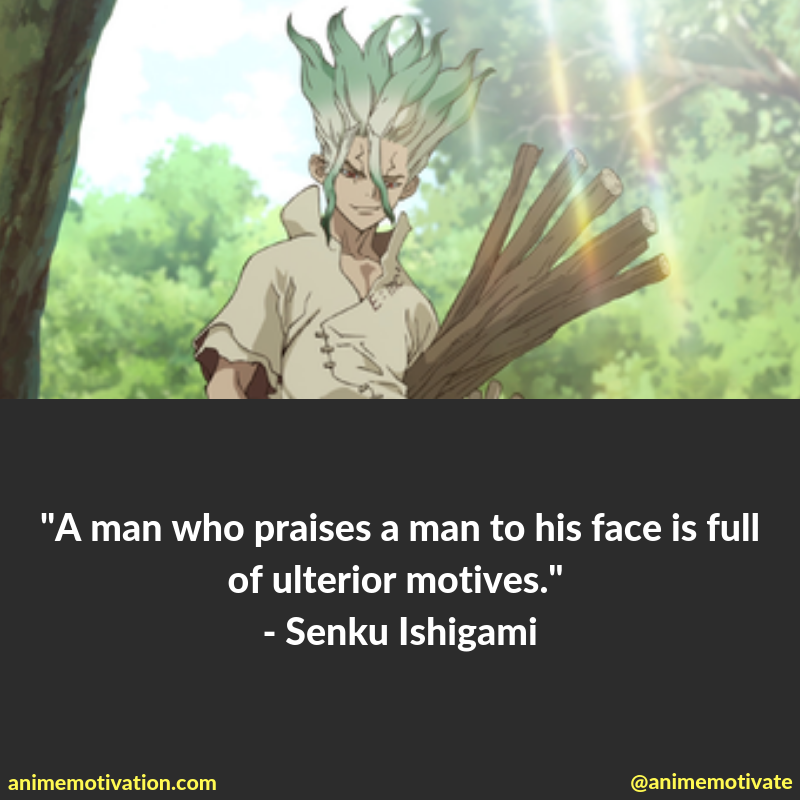 A Collection Of The BEST Dr Stone Quotes To Make You Think