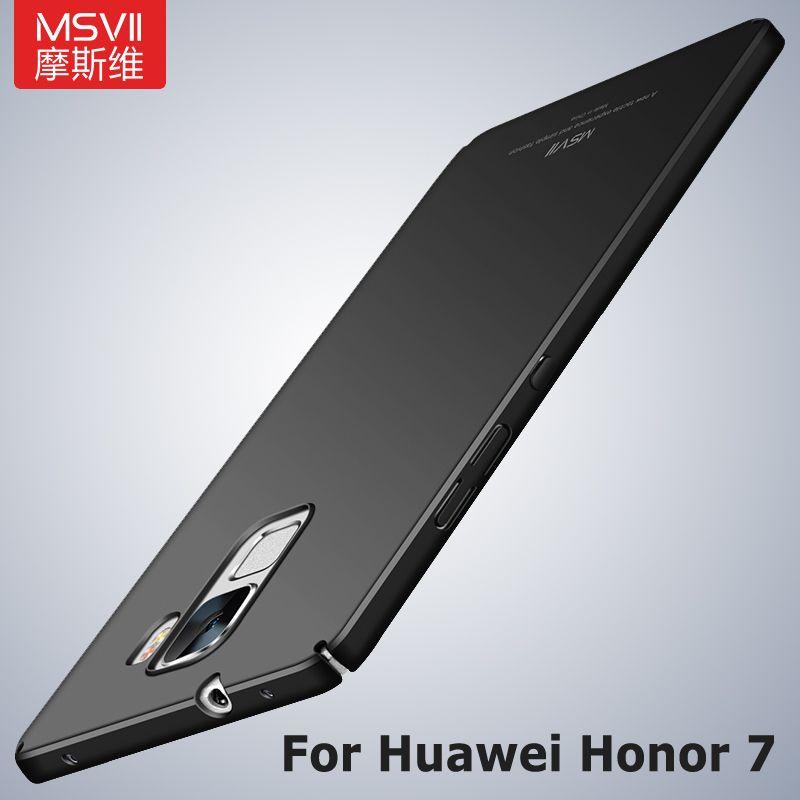 Original Msvii Brand honor 7 cases Luxury Silm scrub cover huawei ...