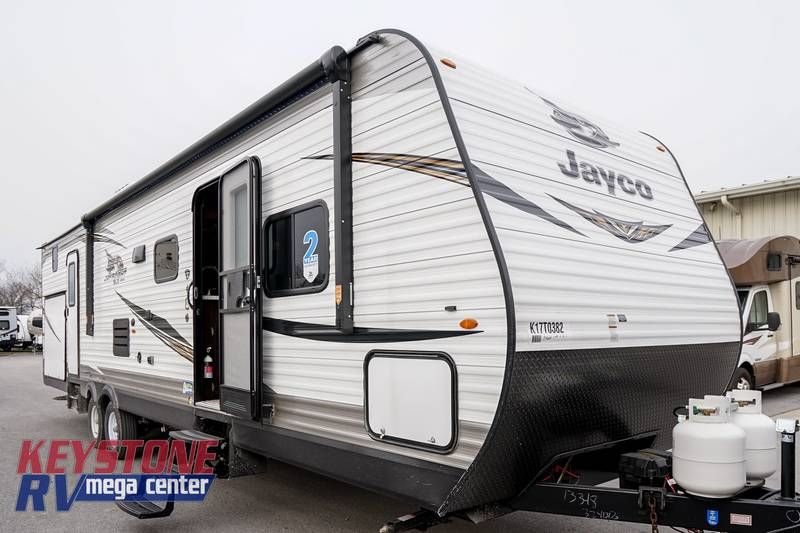 Jayco Travel Trailer Parts >> 2019 Jayco Jay Flight Slx 324bds For Sale Greencastle Pa
