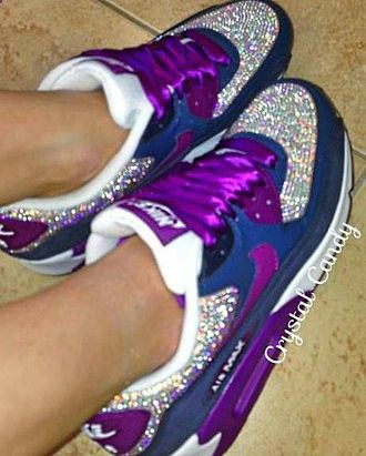 Nordstrom Glitter Nike Shoes d35044fbabca