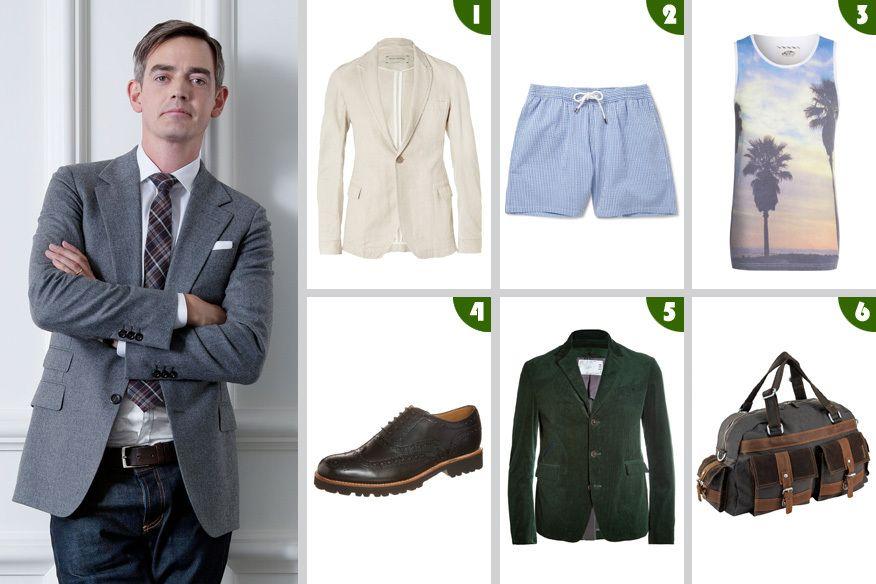 Trends für Männer –Toby Batemann, MrPorter.com http://www.stylebook.de/artikel/Die-wichtigsten-Modetrends-fuer-Maenner-490016.html