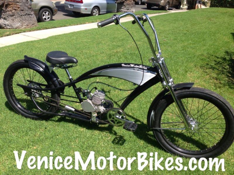 Custom Motorized Bicycles Sales Repair Parts Bicycle