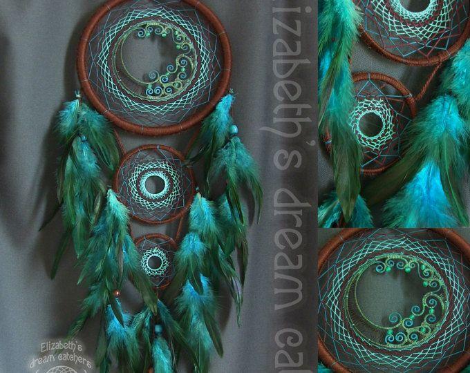 Arredamento Boho Style : Dream catcher dreamcatcher dreamcatcher blue boho style