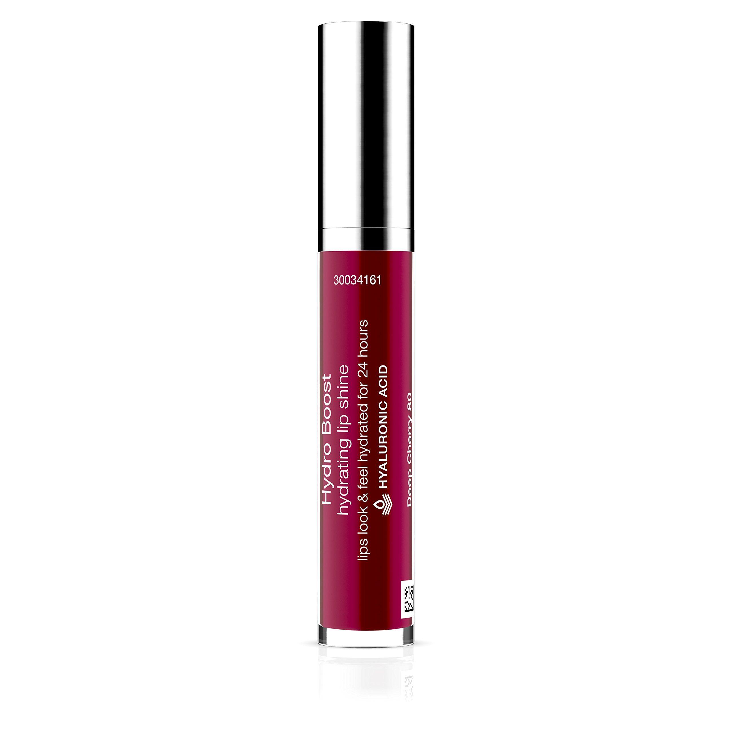 Neutrogena Hydro Boost Hydrating Lip Shine 80 Deep Cherry