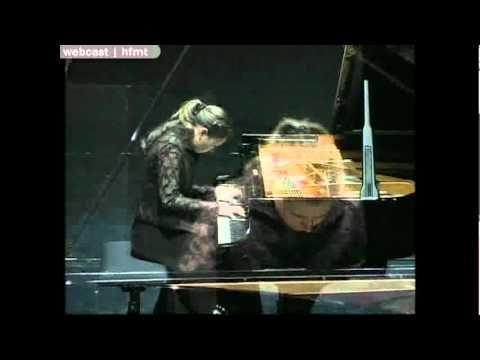 Olga Jegunova - Franck Prelude, Choral and Fugue (2/3)