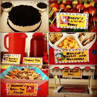 Mickey Mouse Clubhouse Party Ideas Homemade Bing Images Birthday