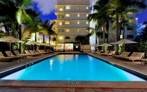 Florida This Boutique Art Deco Hotel Is Situated Directly On The Atlantic Ocean In Miami Beach It Features Direct Access Free Wifi