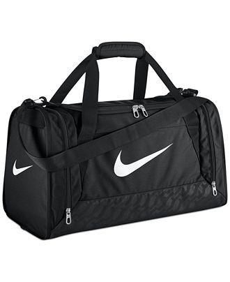 176423114018 Nike Brasilia 6 Small Duffle Bag - Bags   Backpacks - Men - Macy s ...