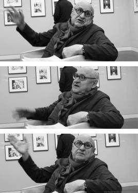 """""""Hier steht mein Haus""""  Architekt Gustav Peichl im Gespräch auf www.lustaufkrems.com"""