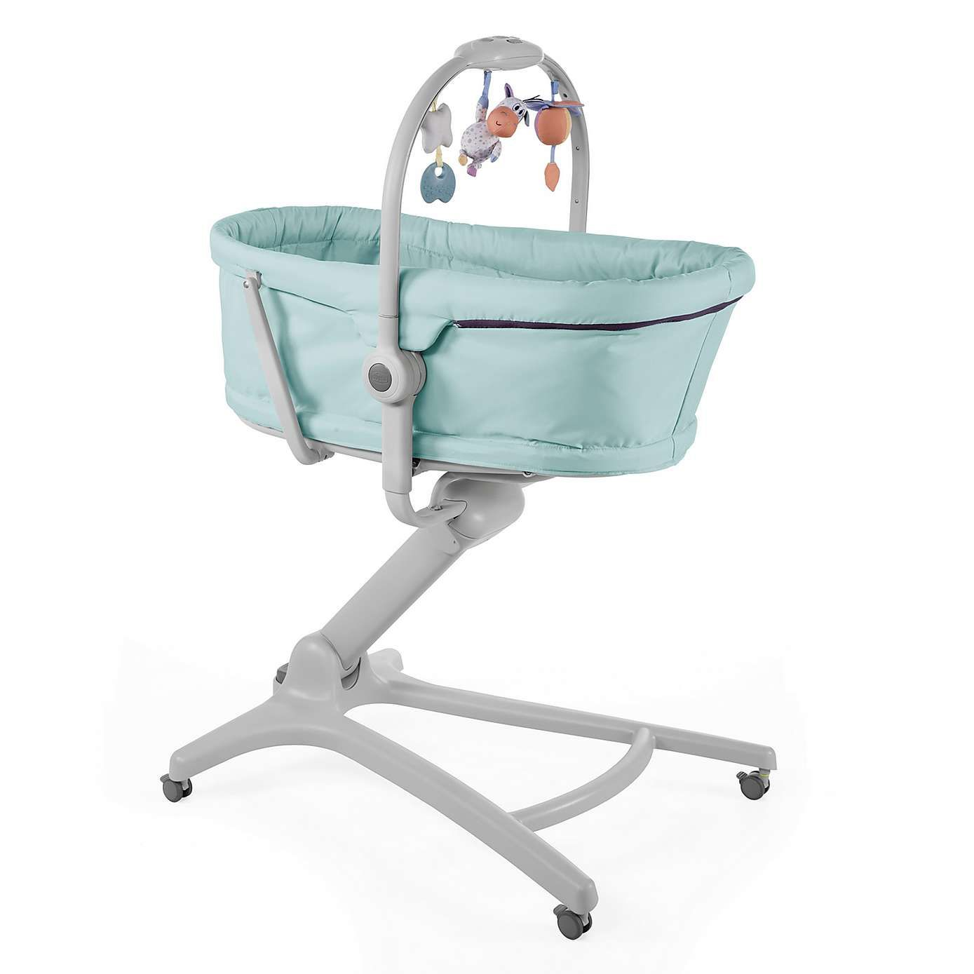Chicco Baby Hug 4 In 1 Aquarelle Crib Dunelm Chicco Baby Baby