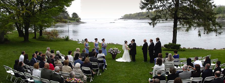 York Maine Wedding Venues Southern Dockside Guest Quarters