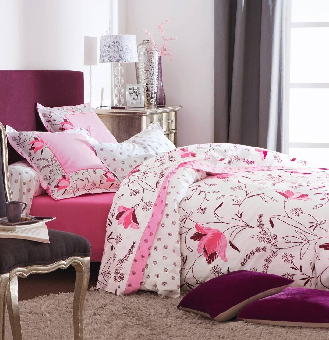 linge de lit all gresse par fran oise saget achat pinterest linge de lit lit et linge. Black Bedroom Furniture Sets. Home Design Ideas