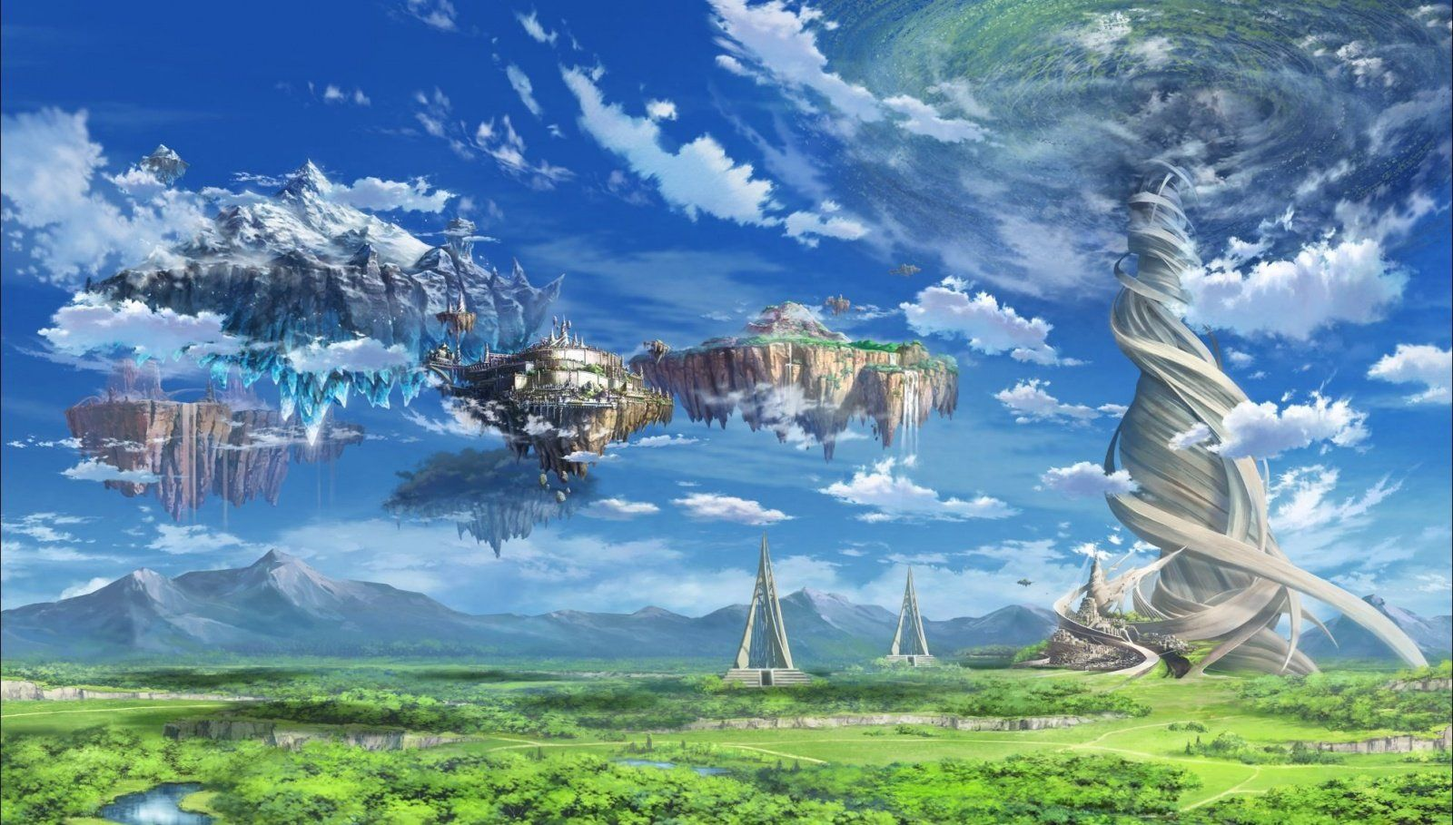Anime Landscape Google Search