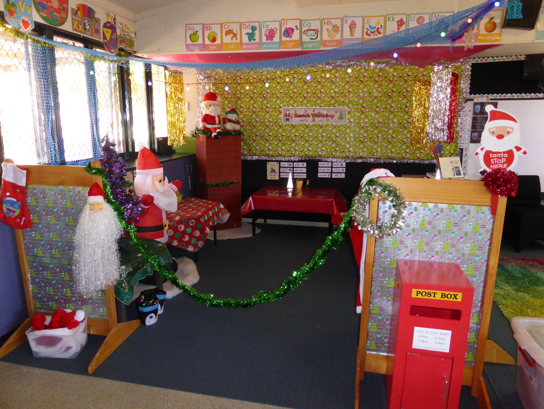 Santa S Workshop