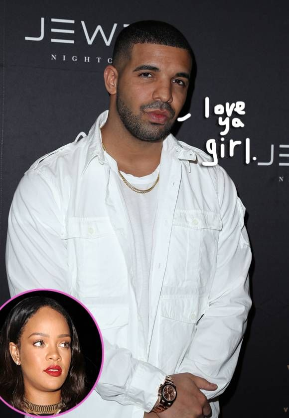 Drake 'Never Stopped' Loving Rihanna Despite Their On-And-Off Again Romance! by Perez Hilton  #Entertainment