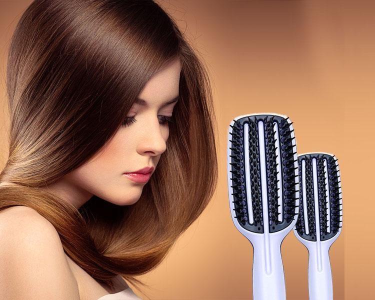 Tt Blow Styling Full Half Paddle Brushes Tangle Detangling Combs No Teezer Hair Brush Hair Styling Combs And Brushes Style Styling Comb Hair Styles Detangler