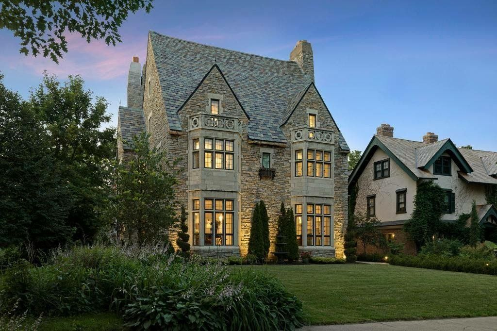 Saint Paul Mn Stone Mansion Mansions Mansions For Sale