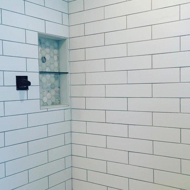 Imperial Brite White Matte Ceramic Subway Wall Tile 4 X 16 In Https Ww White Subway Tile