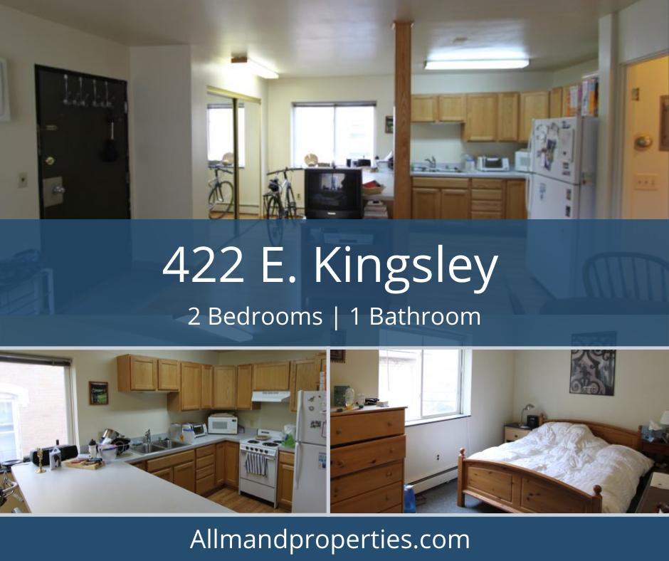 422 E Kingsley St Ann Arbor Mi Rental Apartments In 2020 Student House Campus Apartment Rental Apartments