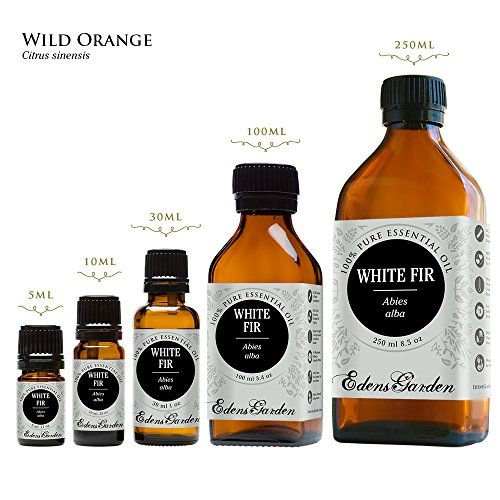 White Fir 100% Pure Therapeutic Grade Essential Oil by Edens Garden- 30 ml