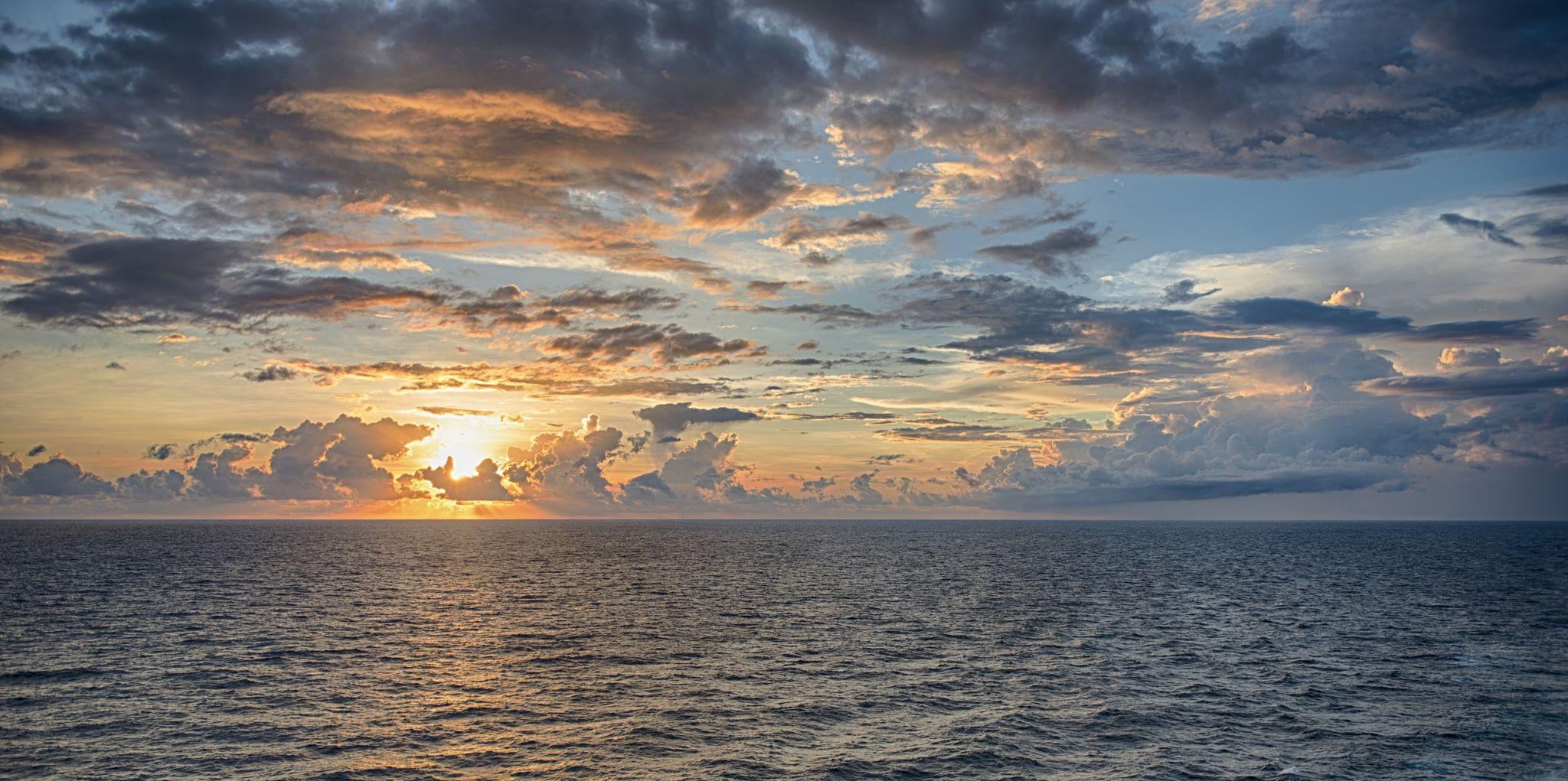 Western Caribbean Sunrise - null