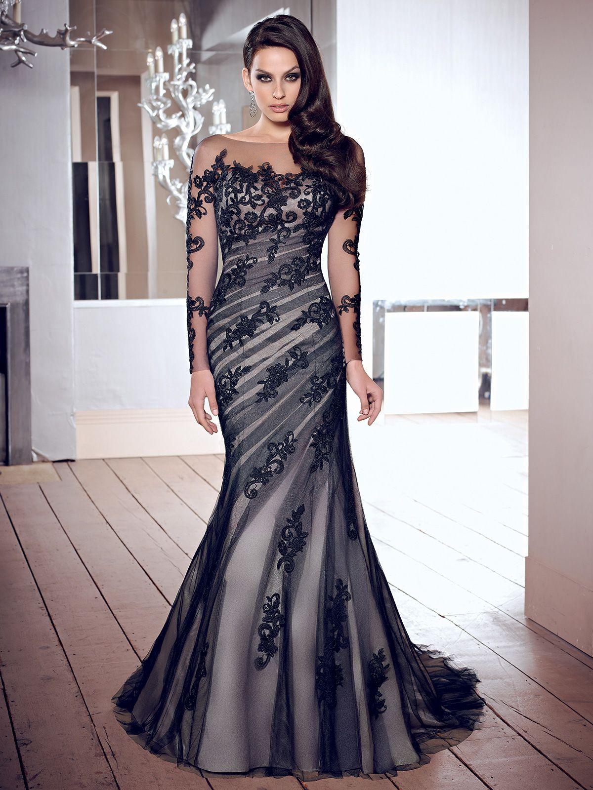 25 Beautiful Mother Of The Bride Dresses | Abschlussball kleider ...