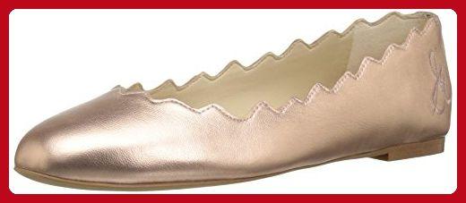 Mujer Francis Ballet Flat, Primrose Metallic Leather, 6 M US