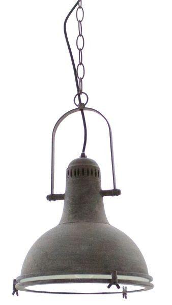 hanglamp anklam met glasplaat in antiek bruin industriele lampen pinterest lights. Black Bedroom Furniture Sets. Home Design Ideas