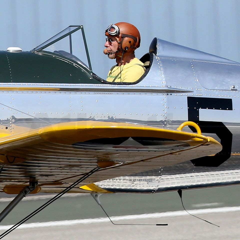 Harrison Ford Has Another Near Miss Flying His Plane See His Plane Collection Here  E  A Celebrity Wotnot