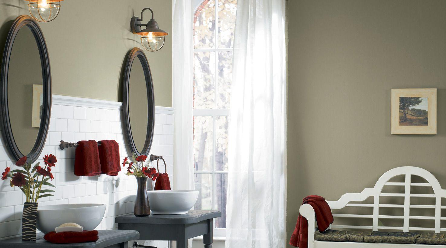 Bathroom - Greens | Design - Paint Colors | Pinterest | Design color ...
