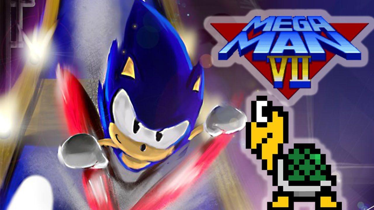 Sonic 2 - Chemical Plant Zone (Mega Man 7 Remix) - YouTube   Amazing