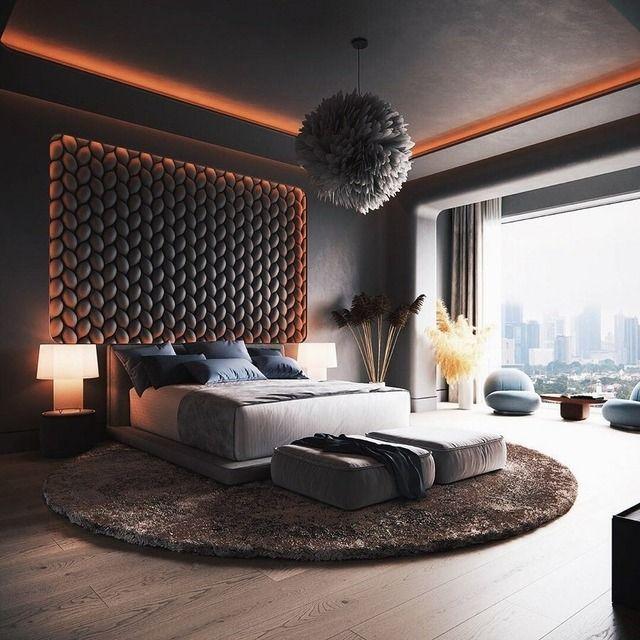 Bedroom Inspiration Loft Interior The Perfect Scandinavian Style Home Modern Bedroom Interior Contemporary Bedroom Design Luxury Bedroom Master