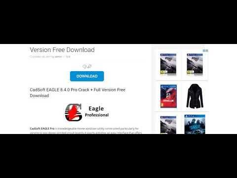 CadSoft EAGLE 8.4.0 Pro Crack + Full Version Free Download ...