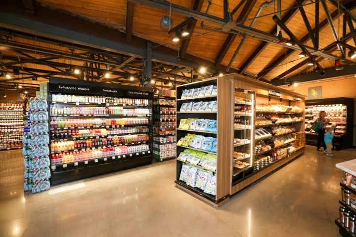 Simply Fresh Gourmet Store By Api Doylestown Pennsylvania Retail Design Blog Store Design Interior Supermarket Design Interior Grocery Store Design