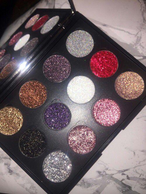 Pin by art-cosmetics myshopify com on ART COSMETICS | Glitter eye