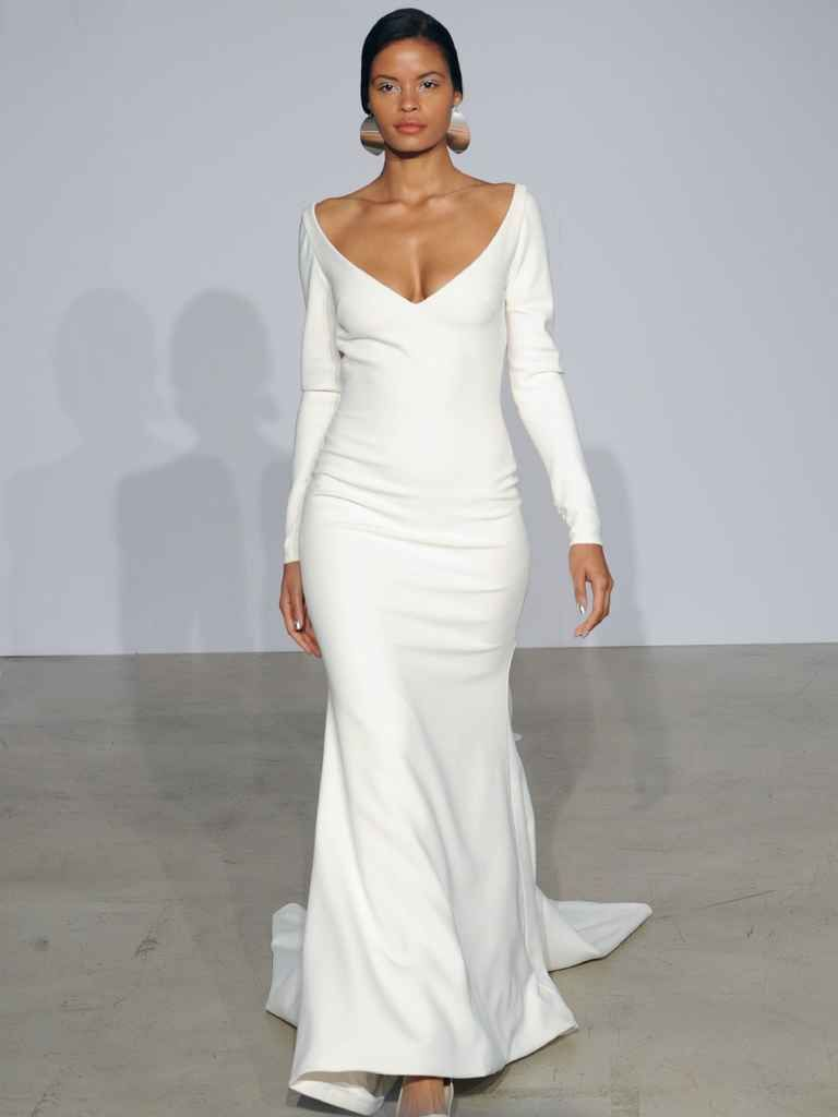 Justin alexander wedding dresses  Justin Alexander Fall  The Epitome of Elegant Simplicity