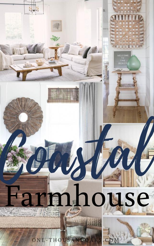 The Best Coastal Farmhouse Decor On Amazon Coastal Farmhouse