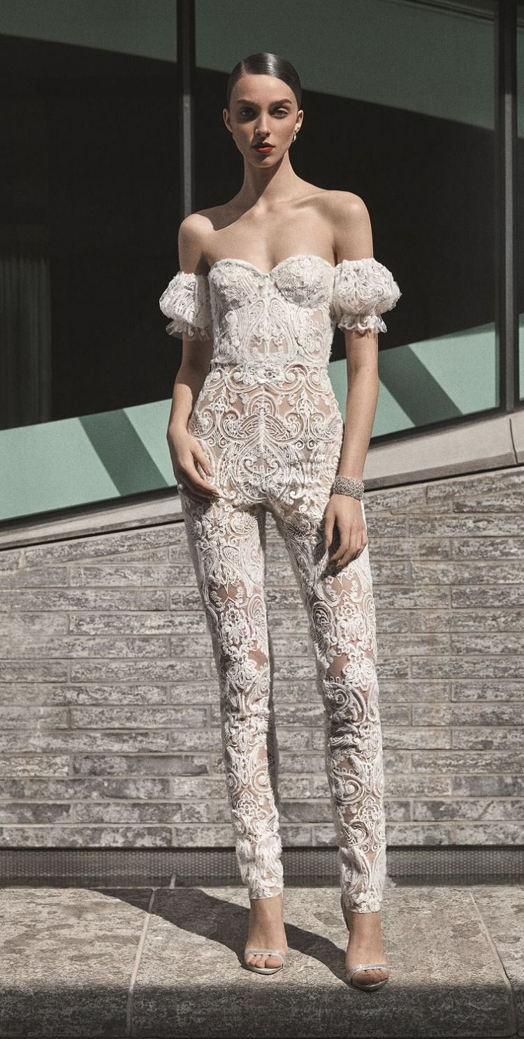 Naeem Khan Wedding Dresses – Fall 2019 Bridal Collection