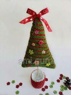 200 схем амигуруми на русском вязаная елка спицами амигуруми