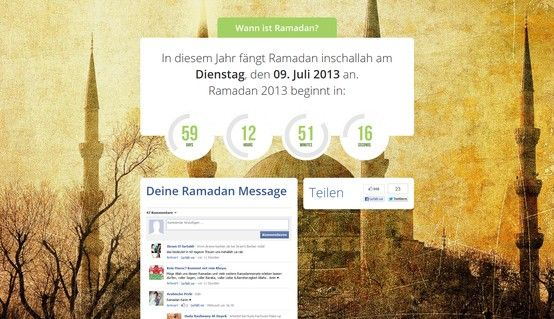 Wann Ist Ramadan 2021