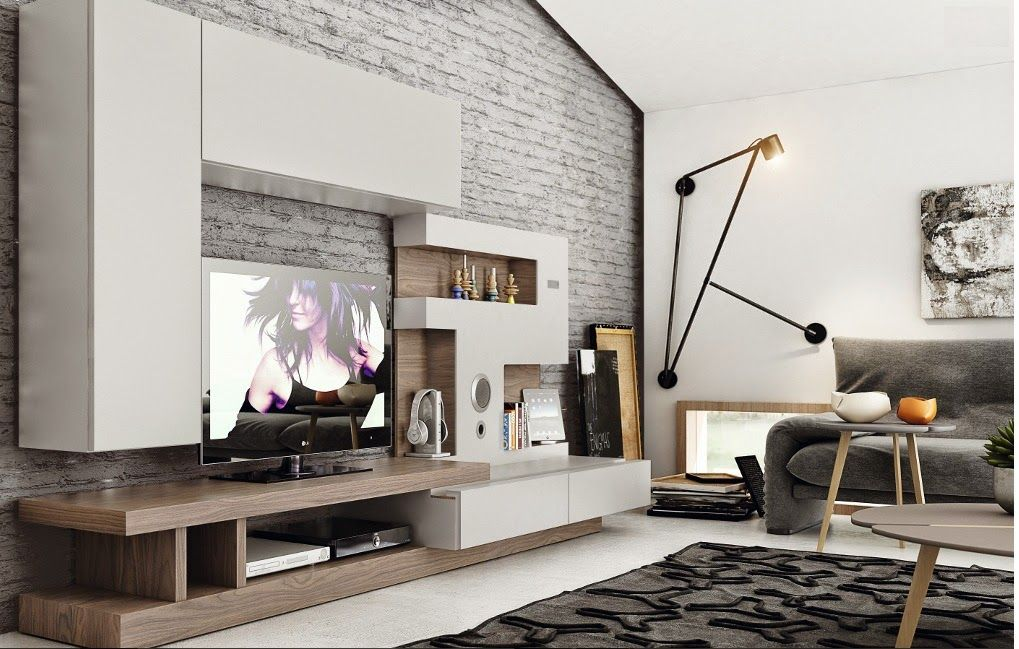 Tienda muebles modernos muebles de salon modernos salones - Salon diseno ...