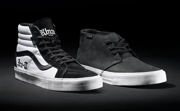 """Ice-T x Vans Syndicate """"Rhyme Syndicate"""" Pack Another Look"""