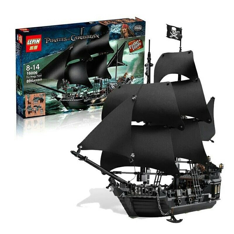 Pirates Bricks Blocks The Toys Of Ship Black Pearl Caribbean c3FKuT1lJ