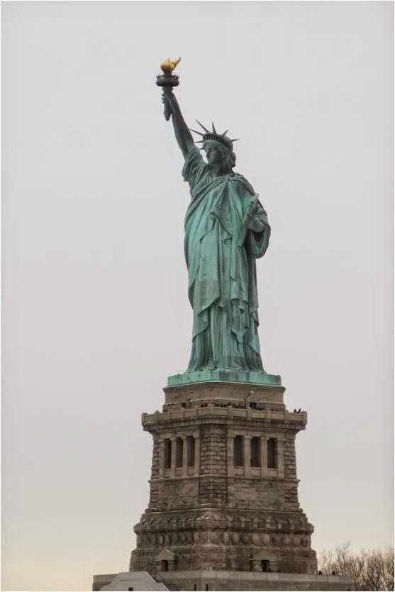 Casinha colorida: O que fazer em Nova York quando está muito frio? Um cruzeiro por Manhattan