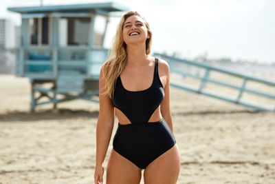 440f47c533 Aerie True Scoop One-Piece Swimsuit by Aerie for American Eagle Outfitters