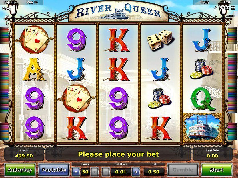 River Queen Slot Machine