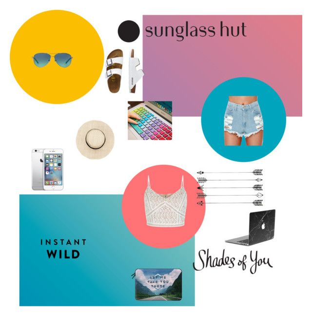 """""""Shades of You: Sunglass Hut Contest Entry"""" by ava01124 ❤ liked on Polyvore featuring Tiffany & Co., New Look, TravelSmith, Casetify and shadesofyou"""