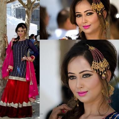 Choose Angelique Estrada if you are trying to find some professionals who provide natural wedding makeup applications. This pro has gained several outstanding feedback from customers. Get a free quote for this wedding hair and makeup artist from San Francisco.